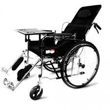 premium multi function high back reclining folding medical