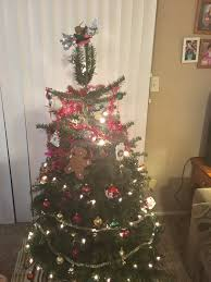 the first xmas tree