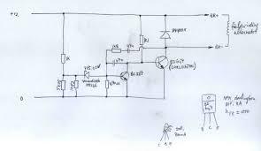 car alternator rectifier question wiring diagram components