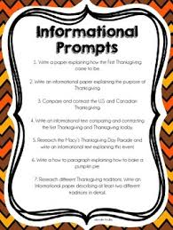 Thanksgiving Writing Paper Thanksgiving Writing Opinion Informative Narrative By Jennifer