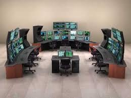 Control Room Desk Ergonomic Control Room Design Improves Operator Comfort And Safety