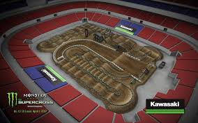 monster truck show metlife stadium 2017 track maps supercross live