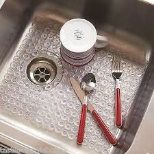 Kitchen Sink Drainer Mat Kitchen Sink Protectors Home Design Ideas And Pictures