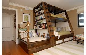 Bunk Bed For Kids Room By Del Mar - Kids bunk bed