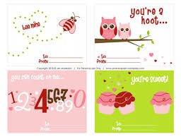 11 free printable valentines for valentine u0027s day