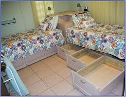 creative diy corner unit space saving bed for twins room top