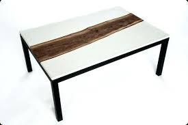 concrete and wood dining table concrete and wood dining table boulder artisan concrete tables
