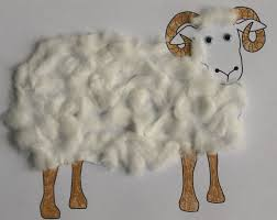 wooly sheep craft for kids craft u0027n u0027 home
