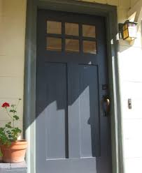 stunning porch walls in gettysburg gray door in classic burgundy