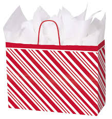 peppermint christmas gift box collection box and wrap