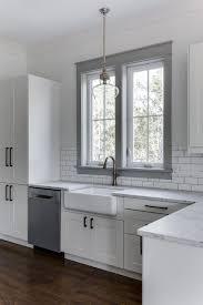 white kitchen cabinets with window trim barrow building new kitchen cabinets kitchen