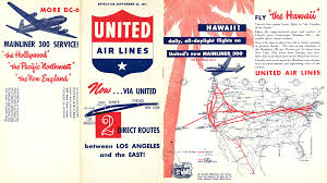 Piedmont Airlines Route Map by United U0027s Last Dc 6 Flight Airliners Net