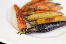 Easter Side Dishes Dill Glazed Roasted Cast Iron Skillet Carrots Easter Side
