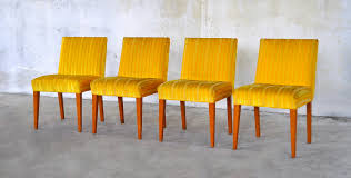 Yellow Grey Chair Design Ideas Dining Room Mid Century Dining Chairs With Yellow Modern Chair