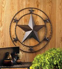 Wholesale Western Home Decor Wholesale Wrought Iron Texas Star Wall Decor Stars In Circles