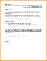 inventory associate cover letter