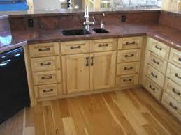 ash kitchen cabinets custom sandblasted rustic ash kitchen