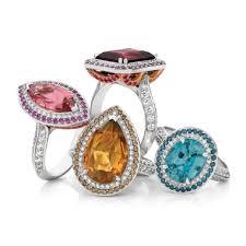 coloured gemstone rings images Coloured gemstone rings j farren price jpg