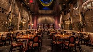 Inside Beauty  Essex Hollywoods Glitzy New Dining Palace Eater LA - Beauty and the beast dining room