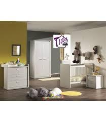 destockage chambre bébé trend team trendteam chambre b b carlotta 3 pieces pas cher achat