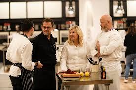 la cuisine des chefs top chef donne une fausse image de la cuisine et des cuisiniers