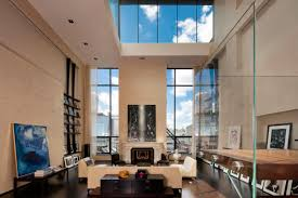 in soho a penthouse with custom architectural flourishes wants