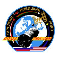 soyuz tma 06m mission patch collectspace messages