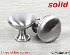 solid stainless steel cabinet pulls stainless steel cabinet pulls ebay