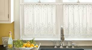 kitchen curtains our favorite kitchen curtains wayfair