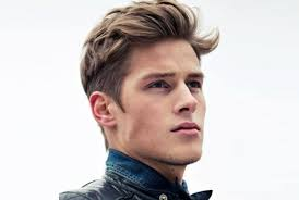 thin blonde hairstyles for men 7 best hairstyles for men with oblong face shape mensok com