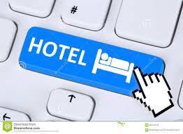 reserver chambre hotel ordinateur de réservation en ligne d de chambre d hôtel
