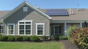 solar panels on houses doing the math are solar panels on your roof worth the expense