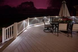 exterior lighting design deck lighting tips i lighting led