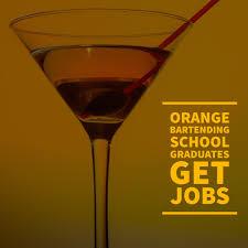 martini orange bartending jobs guaranteed orange bartending