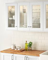 ikea kitchen cabinets no doors ikea axstad a new cabinet door style white shaker