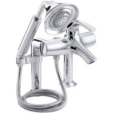 inspirational kohler tub faucet with hand shower 49 with