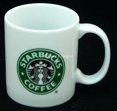 Fossil Machine 3 Hand Date Starbuck Coffee Mug Fossil Machine 3 Hand Date Leather Watch And