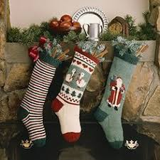 knitting pattern for christmas stocking free christmas stocking trio knit epattern knit patterns stockings and