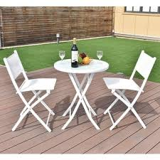 white outdoor table and chairs bistro patio set free online home decor austroplast me