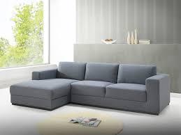 canapé d angle droit ou gauche canapé d angle design en tissu gris city angle droit ou gauche