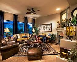 Cozy Winter Decoration Ideas Room Colors And Decor Accessories - Warm colors living room