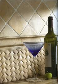 Stone Tile Kitchen Backsplash by Kitchens Design Tile Ideas For The House Pinterest Kitchen