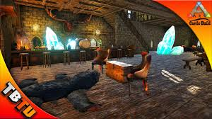 medieval decorations ark eco u0027s rp decor medieval props mod spotlight ark survival