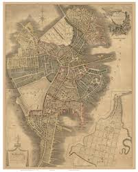 Show Me A Map Of Massachusetts by Old Maps Of Boston