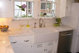 Kitchen Island Red Granite Countertop Kitchen Sink Kohler Arbor Faucet Alaska White