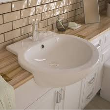 semi recessed bathroom sinks inspirational small inset bathroom sinks bathroom faucet
