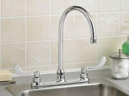 kitchen sinks faucets unique kitchen sink faucets