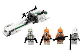 lego star wars 7913 clone trooper battle pack amazon co uk toys