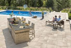 outdoor kitchen pictures and ideas 10 outdoor kitchen designs sure to inspire unilock