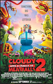 movie segments assess grammar goals cloudy chance